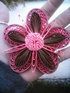 Stunning quilling