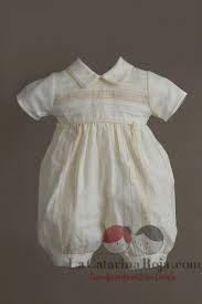 Resultado de imagen para ropones de bautizo para niño Rompers, Deco, Dresses, Fashion, Fiestas, Vestidos, Moda, Fashion Styles, Romper Clothing