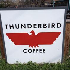 Thunderbird Coffee | Austin, Texas