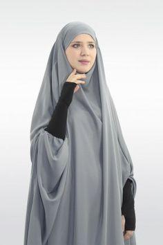 a jilbab for carrying and breastfeeding for all Muslim women Abaya Fashion, Muslim Fashion, Modest Fashion, Hijab Style Dress, Islamic Clothing, Mode Hijab, Muslim Women, Woman Face, Womens Fashion