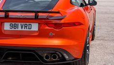 8 things that make a Jaguar F-Type an SVR Jaguar Land Rover, Jaguar F Type, First Drive, Range Rover Sport, Luxury Cars, Automobile, Vehicles, Technology, Cutaway