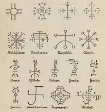 Icelandic Magical Signs