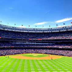 Yankee Stadium - @jeffreynyc