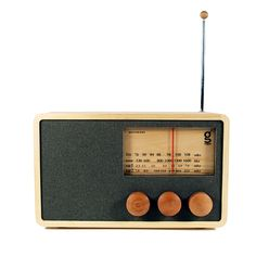Magno Radio Nice analogue interface for a change