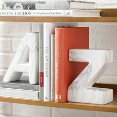 Book Ends All Modern 8'' H x 6'' W x 4'' D