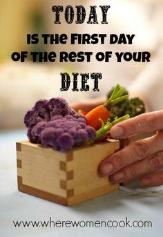 Kitchen Quotes: Diet #quotation #inspiration #kitchen #diet #humor