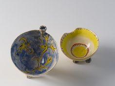 Vanessa Anastasopoulou, ceramic  tripods