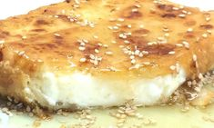 Greek Recipes, Diet Recipes, Cooking Recipes, Starters, Finger Foods, Feta, Camembert Cheese, Bread, Ethnic Recipes