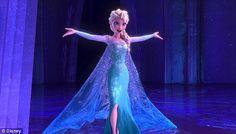 Área do Frozen no Parque Disney Epcot Orlando #viagem #orlando #disney