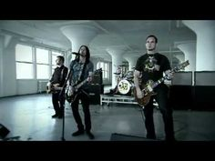 Alter Bridge - Watch Over You. One of my favorite songs! Listen to it - you will love it too!!!
