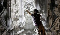 각종 건축 양식의 복잡하고 감각적인 디자인들을 3D프린터로 재현하였습니다. 건축 외형에 대한 다양한 시도가 이루어질 것입니다.