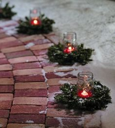 DIY Candle Holder Luminarias | Lighting Crafts | Christmas Crafts — Country Woman Magazine