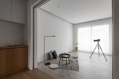 air studio's multiple-in-one spaces prototype complete residence in taiwan Sequence Photography, Good Environment, New Museum, Architectural Models, Architectural Drawings, Taiwan, House Design, Spaces, Studio