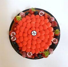 """Fantastik """"Vanille-Fruits rouges"""" by Christophe Michalak pour la Michalak Masterclass"""