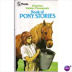 Christine Pullein-Thompson's book of pony stories paperback book 9780330244053 on eBid United Kingdom