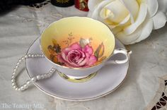 Hey, I found this really awesome Etsy listing at https://www.etsy.com/listing/244876305/paragon-light-pink-teacup-and-saucer