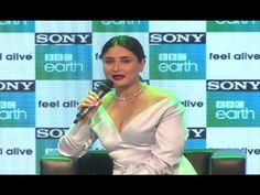 Kareena Kapoor Khan Launches New Channel Sony BBC Earth. Kareena Kapoor Khan, News Channels, Bbc, Sony, Feelings, Youtube, Earth, Youtubers, Youtube Movies