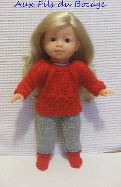 Vêtement de poupée Ma Corolle 36 cm Vanille.