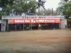 Eskimo Hut, Bulawayo, Zimbabwe.  How\'s that for creative cooling!!! - BKS