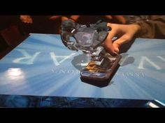 Avatar Toys Augmented Reality Demo. I'm nerding out right now.
