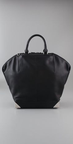 Alexander Wang Emile Large Satchel, $975.00 | www.findbuy.co/store/shopbop-com #AlexanderWang