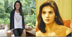 RS Notícias: Lisandra Souto, atriz brasileira