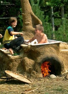 20 Yard Landscaping Ideas To Reuse And Recycle Old Bathroom Tubs For Ponds And…