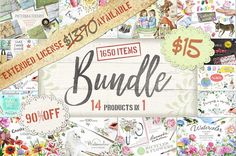 90%OFF BUNDLE 14 Products in 1 @creativework247