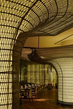 Restaurant Bar, Restaurant Interiors, Classic Interior, Colonial, Louvre, Studio, Building, Crow, Oasis