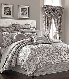 J Queen New York Babylon Bedding Collection #Dillards