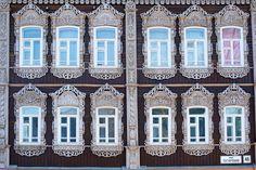 Uma viagem pela história arquitetônica da Sibéria