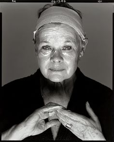 "Judi Dench, actor, in ""Amy's View"" by David Hare, London, December 4, 1997 