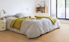 Sols pour chambres à coucher – sols en vinyle Quick-Step Livyn