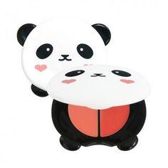 TONYMOLY Panda's Dream Dual Lip & Cheek (1.7g * 2) 2 Color