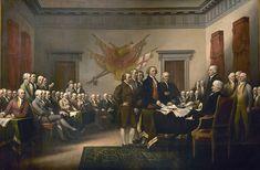 American historian Richard B. Morris in 1973 identified the following seven figures as the key Founding Fathers: John Adams, Benjamin Franklin, Alexander Hamilton, John Jay, Thomas Jefferson, James Madison, and George Washington.