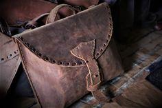 #thyConstantine ... #Baggi L #Rustic #Vikings vs #GameOfThrones #Handmade #Horween #Leather