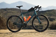 Salsa Journeyman, 650b gravel bike, all-road