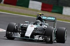 POLE FOR @NICO_ROSBERG at the #JapaneseGP! Storming lap from that man! P2 for @LewisHamilton, just 0.076 behind