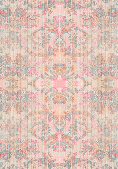 'Chapelle Sunrise' boho bedroom Wallpaper. www.blackpop.co.uk