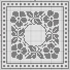 "Photo from album ""Бискорню монохром"" on Yandex. Biscornu Cross Stitch, Cross Stitch Borders, Cross Stitch Flowers, Cross Stitch Charts, Cross Stitch Designs, Cross Stitching, Cross Stitch Embroidery, Embroidery Patterns, Cross Stitch Patterns"