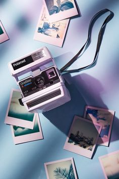 Impossible Refurbished '80s-Style Polaroid 600 Camera and Film Set