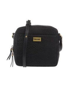 Mcq By Alexander Mcqueen Across-body Bag In Black Shoulder Strap, Shoulder Bags, Across Body Bag, Mcq Alexander Mcqueen, Hand Bags, Clutch Bag, Soft Leather, Zip, Shopping