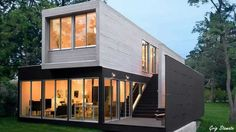 http://dld.bz/dFPmT Step-By-Step Plans To Design And Build A Container Home #containerhome #shippingcontainer