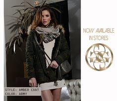 Amber Coat Glamorous Fashion