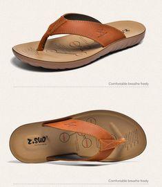 a57c7b21e 01_31 Sandalias De Cuero, Sandalias Hombre, Sandalias Planas, Calzado Hombre,  Moda Con
