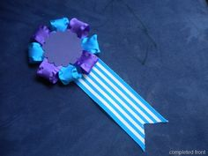 how to make cute award ribbons from this simple life