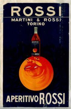J. Droit, Aperitivo Rossi, s.d.