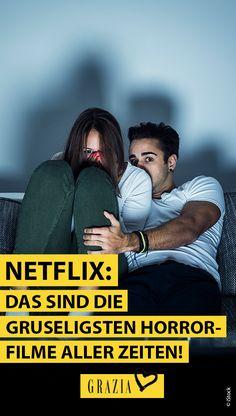 Auch wenn Halloween noch etwas hin ist, haben wir die sechzehn schaurigesten Filme ausfindig gemacht, die kaum ein User bei Netflix bis zum Ende gucken konnte. Ob ihr es wohl schaffen werden? #grazia #grazia_magazin #netflix #horrorfilm #horror #gruselig #scary #movie #unterhaltung #film #filme