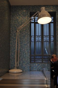 The Great JJ floor lamp #Milan #lighting #LeucosUSA |