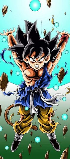 Check out our Dragon Ball Merch here at Rykamall now Dragon Ball Gt, Kid Goku, Wallpaper Do Goku, Wallpaper Lockscreen, Screen Wallpaper, Super Anime, Animes Wallpapers, Galaxy Note, Infinity